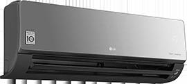 کولر گازی ال جی ART COOL 18000 مدل NA188SK3